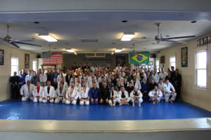 in Sewell - Hassett's Jiu Jitsu Club - Summer 2018 Belt Promotions