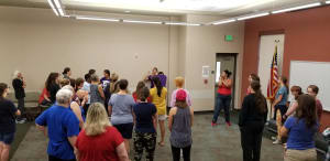 Self Defense at Lafayette Library