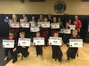 in Hendersonville - Hendersonville Martial Arts - Please join us in congratulating HMA's newest Black Belts!