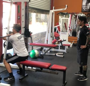 Personal Training in Huntington Beach - The Training Spot - KICKSTART Success Story: Travis