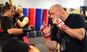 Kickboxing Tactics: Head Movement