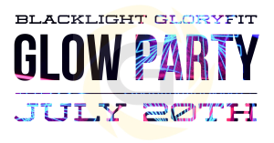 in Kansas City - Glory Mixed Martial Arts & Fitness  - Blacklight GloryFit (Fitness Kickboxing) Glow Party!