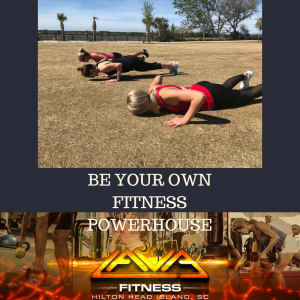 Be Your Own Fitness Powerhouse