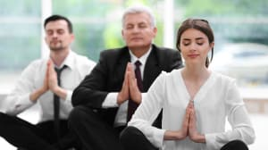 How Meditation Benefits CEO's and Senior Executives