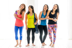 Personal Training in Singapore - Mums In Sync - #fitmummynation