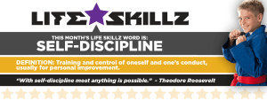in Coppell - Coppell Taekwondo Academy - Self-Discipline