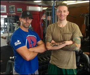 Personal Training in Huntington Beach - The Training Spot - Success Story: Eddie