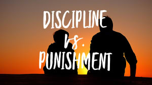 in Coppell - Coppell Taekwondo Academy - Discipline vs. Punishment