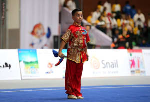 7th World Kung Fu Championship Emeishan, China