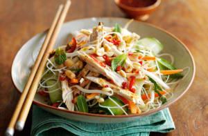Better Body Programme in London - The Better Body Guru - Vietnamese Chicken Noodle Salad