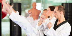 in Alton - Yi's Martial Arts Fitness Academy - Improve Discipline And Control To Become A Better Person