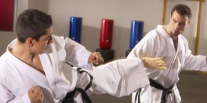 in Alton - Yi's Martial Arts Fitness Academy - What will Martial Arts training do for me?