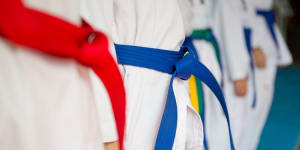 Goal Setting in Martial Arts