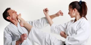 in Alton - Yi's Martial Arts Fitness Academy - Martial Arts Are For Women Too