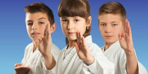Benefits of Martial Arts for Wood River Children