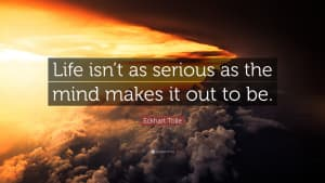 Life isn't as....