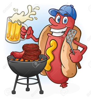 GYM BBQ IS SATURDAY!