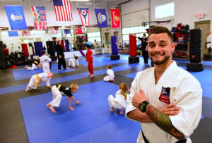 in Akron - Zahand's Martial Arts - Bully Buster program spreads in area schools