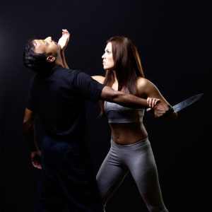 Hampton and Hampton Hill Self Defence Classes!