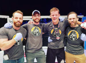Colin Conway Gets MMA Vicotry; 3 More MMA Athletes Ready For October