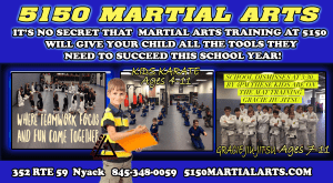 in Nyack  - 5150 Martial Arts - Back To School