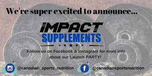Personal Training in Brampton - Impact Fitness - Coming Soon....