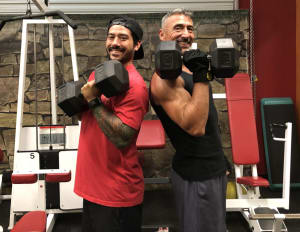 Personal Training in Costa Mesa - The Training Spot - Personal Training Success Story: Lance