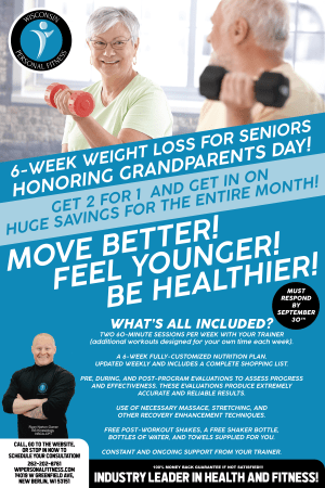 Hey Seniors - Move Better, Feel Younger, and Be Healthier with Our 6-Week Weight Loss Program!