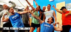 Our Final Challenge of the Year - Total Fitness Challenge