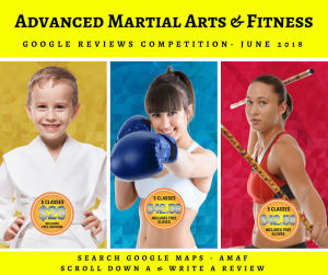 in East Victoria Park - Advanced Martial Arts & Fitness