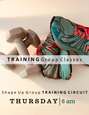 New Group Training Circuit!