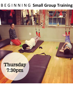 Privates in Belmont - Every Body Pilates - New Beginning Small Group Training Class!
