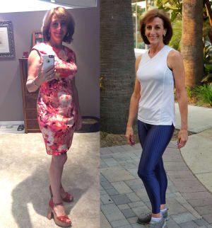 Personal Training in Costa Mesa - The Training Spot - KICKSTART Success Story: Peggy