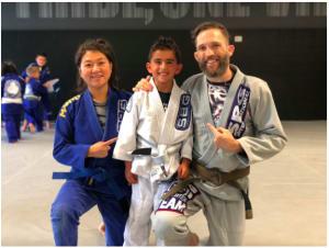 Nicolas Silva Hamed is September's Kid of the Month