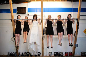 CrossFit in Chelsea - Strong Together Chelsea - BACHELORETTE PARTY WOD!!