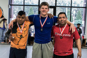 The Gorilla Cup Brazilian Jiu Jitsu Event is September 29th