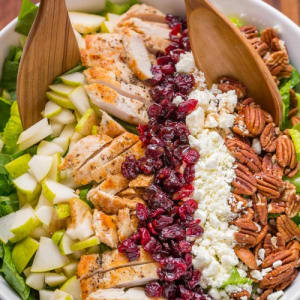 Recipe: Fall Chopped Salad