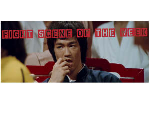 Fight Scene of the Week! Enter The Dragon