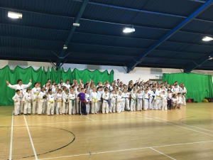 in Wirral - Wirral & Chester Taekwondo - Summer camp 2018