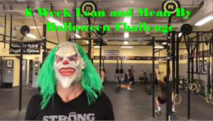CrossFit in Chelsea - Strong Together Chelsea - 6 Week Lean and Mean by Halloween Challenge