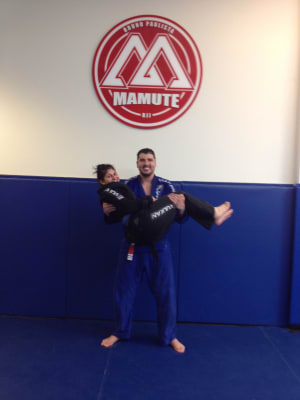 in Orange - Mamute Jiu Jitsu - Welcome