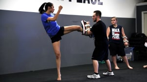 in Tempe - EVKM Self Defense & Fitness - Injury Prevention: Round Kicks Edition