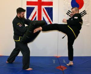 in Teddington - Clarke School of Choi Kwang Do - Best Adult Martial Arts Training in Teddington Area