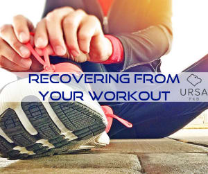 Recovering From Your Workout