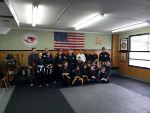 Teen Martial Arts  in Warwick - West Bay Martial Arts