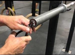 Barbell Maintenance System