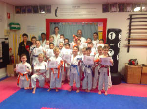 in Nerang - Combined Martial Arts Academy Nerang - Weekly Tip - Before the Belt Promotion