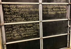 THE FIGHT BOARD IS STACKED!