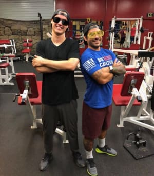 Success Story: Bryan I Personal Training Costa Mesa