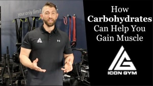 Personal Training in Ashburn - Icon Gym - Carbohydrates